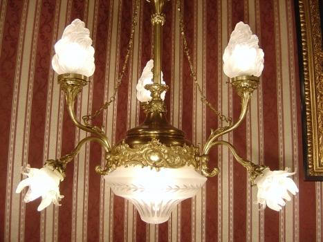 Kronleuchter Antik Frankreich ~ Sac a perle fl patriarchalischer kronleuchter lampe antik