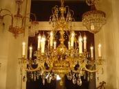 Antike Kronleuchter Zürich ~ Sac a perle kronleuchter antik