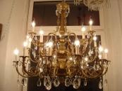 Kronleuchter Antik Frankfurt ~ Sac a perle kronleuchter antik