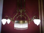 Kronleuchter Antik Ricardo ~ Sac a perle kronleuchter antik kristall lüster alte lampen berlin